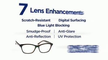 HD Vision Rx TV Spot, 'Lens Enhancements' - Thumbnail 7
