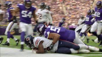 Papa John's TV Spot, 'NFL: Better Ingredients of the Week: Vikings' - 1 commercial airings