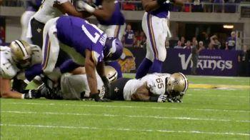 Papa John's TV Spot, 'NFL: Better Ingredients of the Week: Vikings' - Thumbnail 7