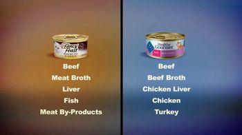 Blue Buffalo BLUE Healthy Gourmet Paté Beef TV Spot, 'Balanced Nutrition' - Thumbnail 8