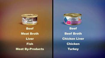 Blue Buffalo BLUE Healthy Gourmet Paté Beef TV Spot, 'Balanced Nutrition' - Thumbnail 9