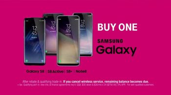 T-Mobile Unlimited TV Spot, 'New Year, New Phones for the Family'