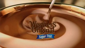 Werther's Original Sugar Free Caramel TV Spot, 'Smooth, Rich & Creamy' - Thumbnail 2