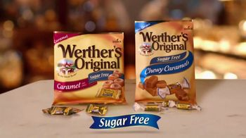 Werther's Original Sugar Free Caramel TV Spot, 'Smooth, Rich & Creamy' - Thumbnail 9