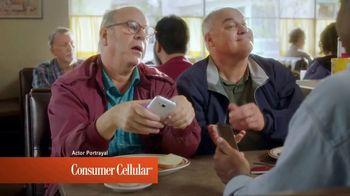 Consumer Cellular TV Spot, 'Change: Plans $15 a Month' - Thumbnail 3