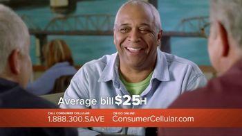 Consumer Cellular TV Spot, 'Change: Plans $15 a Month' - Thumbnail 4