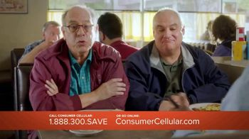 Consumer Cellular TV Spot, 'Change: Plans $15 a Month' - Thumbnail 6