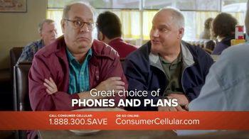 Consumer Cellular TV Spot, 'Change: Plans $15 a Month' - Thumbnail 7