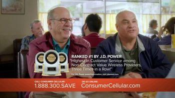Consumer Cellular TV Spot, 'Change: Plans $15 a Month' - Thumbnail 8