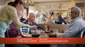 Consumer Cellular TV Spot, 'Change: Plans $15 a Month' - Thumbnail 9