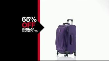 Macy's One Day Sale TV Spot, 'Rebates, Appliances and Luggage' - Thumbnail 9