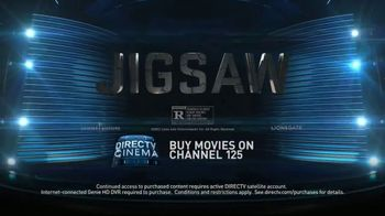 DIRECTV Cinema TV Spot, 'Jigsaw' - Thumbnail 6
