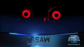 DIRECTV Cinema TV Spot, \'Jigsaw\'