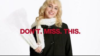 Macy's One Day Sale TV Spot, 'Coats, Clearance Jewelry and Men's Styles' - Thumbnail 10