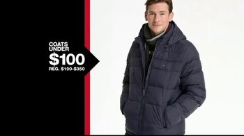 Macy's One Day Sale TV Spot, 'Coats, Clearance Jewelry and Men's Styles'