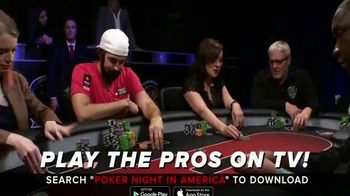 Poker Night in America App TV Spot, 'Play Like Tommy' - Thumbnail 7