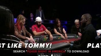 Poker Night in America App TV Spot, 'Play Like Tommy' - Thumbnail 8