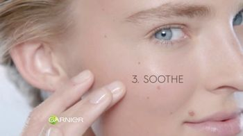 Garnier SkinActive Micellar Cleansing Water TV Spot, 'Stop Harsh Rubbing' - Thumbnail 9