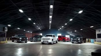 2018 Chevrolet Silverado 1500 TV Spot, 'Increíble' [Spanish] [T2] - Thumbnail 6