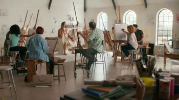 GEICO TV Spot, 'How to Draw a Masterpiece' - Thumbnail 1