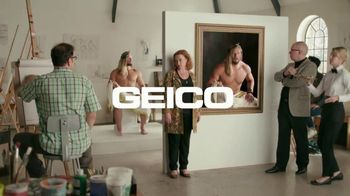 GEICO TV Spot, 'How to Draw a Masterpiece' - Thumbnail 10
