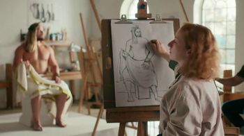 GEICO TV Spot, 'How to Draw a Masterpiece' - Thumbnail 3