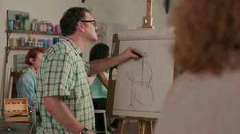 GEICO TV Spot, 'How to Draw a Masterpiece' - Thumbnail 4