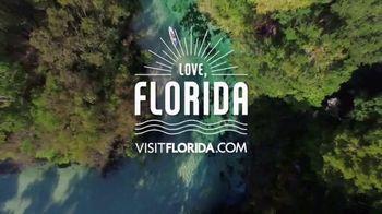 Visit Florida TV Spot, 'A Break From Commercials' - Thumbnail 9