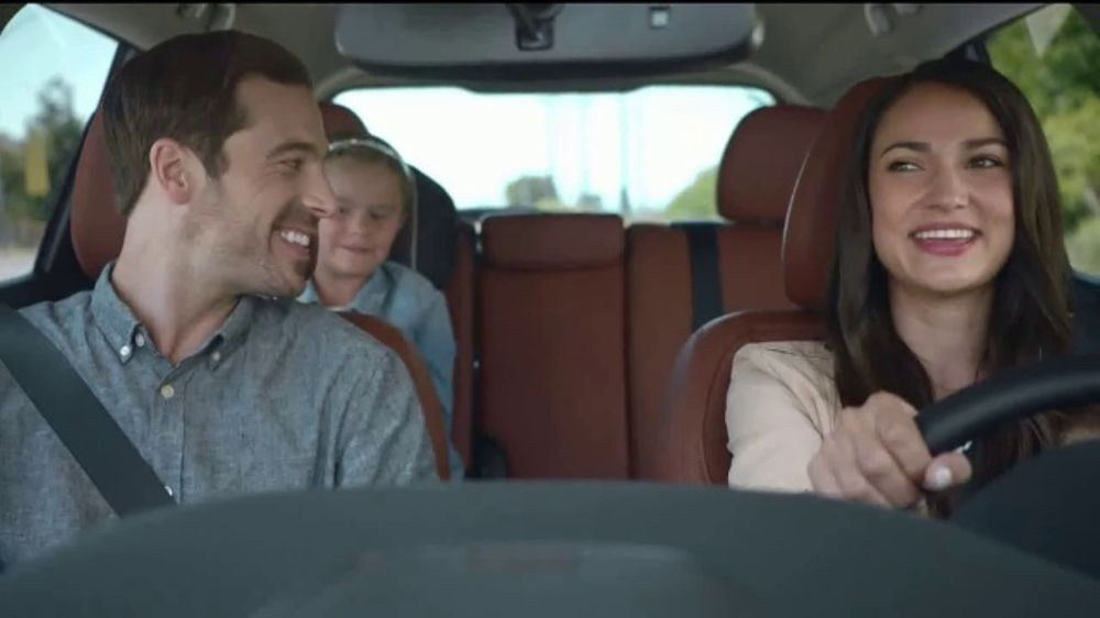 Nissan Commercial Song >> 2018 Nissan Rogue TV Commercial, 'Memory Lane' [T2] - iSpot.tv