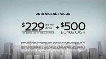 2018 Nissan Rogue TV Spot, 'Memory Lane' - Thumbnail 9