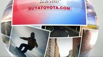 Toyota Drive to Victory Sales Event TV Spot, 'Safety Sense' [T1] - Thumbnail 4