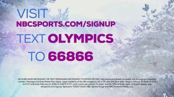 VIP NBC Olympics Experience TV Spot, 'Lake Placid' - Thumbnail 8