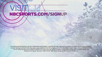 VIP NBC Olympics Experience TV Spot, 'Lake Placid' - Thumbnail 5