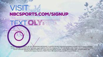 VIP NBC Olympics Experience TV Spot, 'Lake Placid' - Thumbnail 7