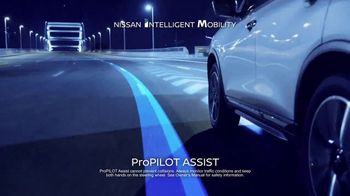 Nissan TV Spot, 'Advanced Tech: Rogue' [T2] - Thumbnail 4