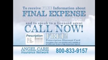 Angel Care Insurance Services TV Spot, 'Final Expense Plan' - Thumbnail 10
