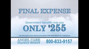Angel Care Insurance Services TV Spot, 'Final Expense Plan' - Thumbnail 4