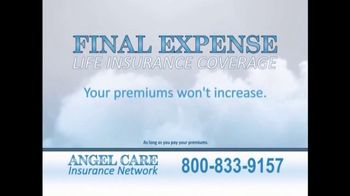 Angel Care Insurance Services TV Spot, 'Final Expense Plan' - Thumbnail 7