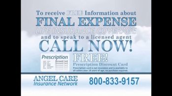 Angel Care Insurance Services TV Spot, 'Final Expense Plan' - Thumbnail 9