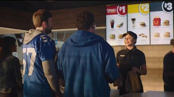 McDonald's $1 $2 $3 Dollar Menu TV Spot, 'Tailgate Save' - Thumbnail 5