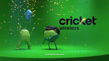Cricket Wireless Unlimited 2 Plan TV Spot, 'Get Your Win On' - Thumbnail 10