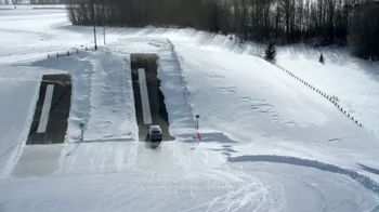 Honda CR-V LX TV Spot, 'Push Through the Winter Months' [T1] - 20 commercial airings
