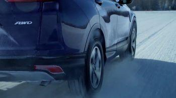 Honda CR-V LX TV Spot, 'Push Through the Winter Months' [T1] - Thumbnail 3
