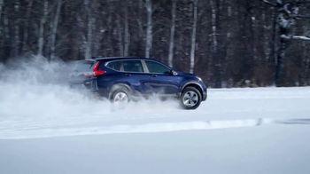 Honda CR-V LX TV Spot, 'Push Through the Winter Months' [T1] - Thumbnail 6