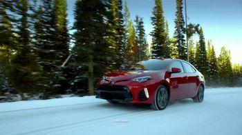 2018 Toyota Corolla TV Spot, 'Safety Sense Standard' [T2] - Thumbnail 1