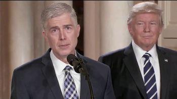 Judicial Crisis Network TV Spot, 'Thank you, Mr. President' - Thumbnail 5