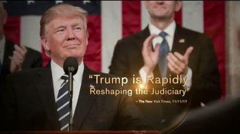 Judicial Crisis Network TV Spot, 'Thank you, Mr. President' - Thumbnail 7