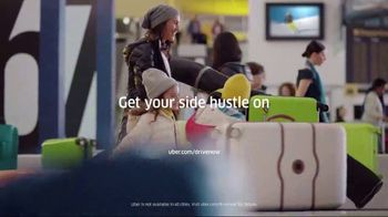 Uber TV Spot, 'Side Hustle: Airport' - Thumbnail 10