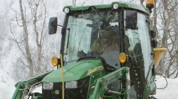 John Deere 1025R Cab Tractor TV Spot, 'Room for One' - Thumbnail 2