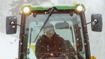 John Deere 1025R Cab Tractor TV Spot, 'Room for One' - Thumbnail 8